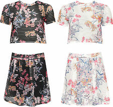 Short Sleeve Multipack Floral Tops & Shirts for Women