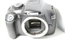 Canon EOS 1100D 12.2MP Digital SLR Camera - Black (Body Only)