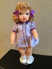 Doll Terri Lee in Bunny Dress tagged 1950's