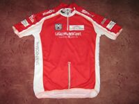 GIRO D'ITALIA 2011 RED POINTS CLASSIFICATION  SANTINI CYCLING JERSEY [XL]