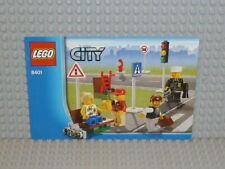LEGO® City Bauanleitung 8401 City Minifigure Collection instruction B2570