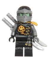 LEGO Ninjago™  Minifigure Cole Skybound Sky Pirates Ghost  Sword 2016