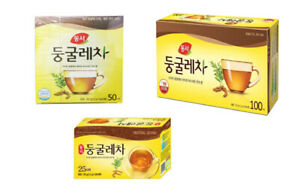 dung-gullecha Dong Suh Solomon's Seal Tea Bags 25/50/100 Korea Korean tea