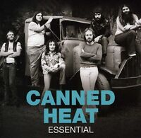 Canned Heat - Essential [New CD]