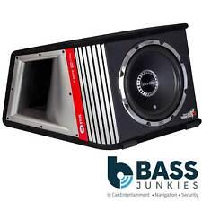 "Vibe Blackair Active 12"" 1600W Active Amplified Sub Subwoofer Enclosure Bass Box"