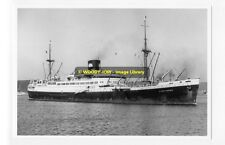 rp7551 - Dutch Liner - Tegelberg - photograph