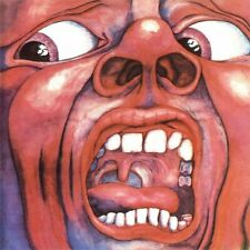 KING CRIMSON In The Court Of The Crimson King 200gm Vinyl LP NEW & SEALED