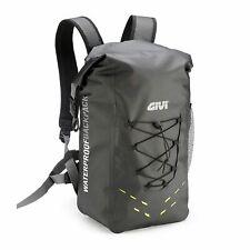Givi EA121 Easy Motorcycle Motorbike WP Rucksack Backpack 18Ltr - Black