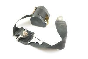 MERCEDES W126 Rear Right Seat Belt + Retractor 300SD 380SE 380SEL 500SEL 81-85