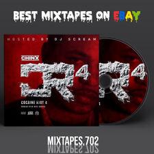 Chinx Drugz - Cocaine Riot 4 Mixtape (Full Artwork CD/FrontBack Cover)