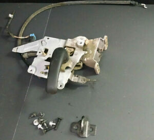 GM Passenger Side Sliding Door Interior Handle and Actuator Assembly, 22154582