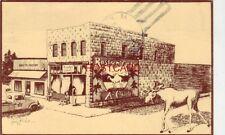 1992 ROSYLN, WA Roslyn Cafe cpyrt Juli Blue Continental-size Northern Exposure