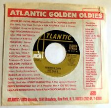 Billy Bland Let The Little Girl Dance / The Earls - Remember Then  45 reissue EX