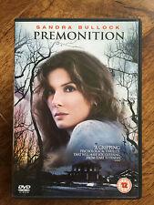 Sandra Bullock Kate Nelligan PREMONITION ~ 2007 Horror / Thriller UK DVD
