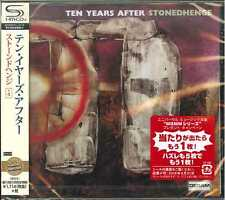 TEN YEARS AFTER-STONEDHENGE-JAPAN SHM-CD BONUS TRACK D50