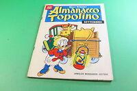 ALMANACCO TOPOLINO DISNEY - ED. MONDADORI 1957  N° 9. [FS-086]