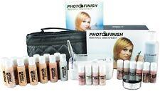 Photo Finish  Airbrush Makeup System,Fair- Tan  Deluxe Kit- Matte