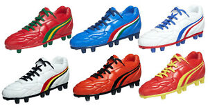 BRAND NEW FOOTBALL BOOT MONEY BOXES RED WHITE BLUE FOOTBALL BOOTS