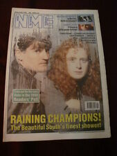 NME 1990 DEC 15 BEAUTIFUL SOUTH SISTERS OF MERCY VANILLA ICE CHRIS ISAAK