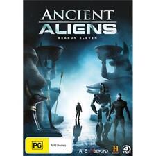 Ancient Aliens : Season 11 (DVD, 2018, 4-Disc Set) R4