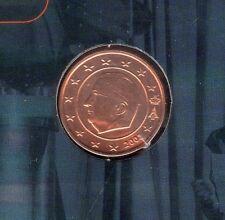 Belgique - 2003 - 1 centime d'euro FDC provenant coffret BU 100000 exemplaires