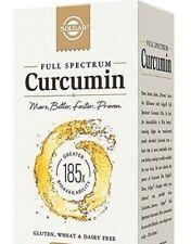 Solgar Full Spectrum Curcumin 90 Softgels