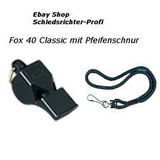 b+d Fox 40 Classic mit Pfeifenschnur