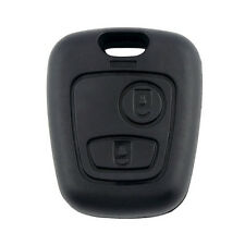 2Button Remote Key Fob Case Shell For Citroen C1 C2 C3 C4 C5 C8 XSARA Picasso