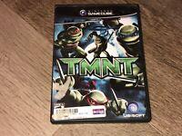 TMNT Ninja Turtles Nintendo Gamecube Wii Complete Authentic