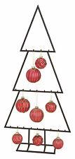 Metall Tannenbaum für Zierschmuck 77 cm - Deko Weihnachts Baum Christbaumkugeln