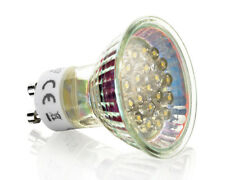 10 x 20er LED GU10 Strahler Lampe Birne Spots Weiß hellweiß kaltweiß 1,2W 230V