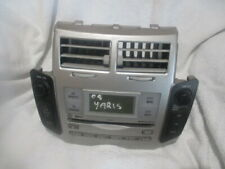 Toyota Yaris jefe Unidad Stereo Cd Play 2006-2011 86120 - 0d210