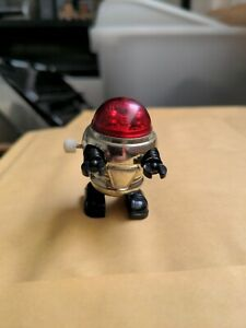 Vintage TOMY RASCAL ROBOT WIND-UP SPACE TOY 1977