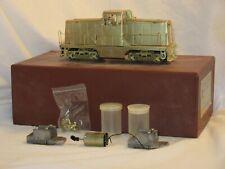 W&R Enterprises O Scale Brass GE 44 Ton Diesel Locomotive