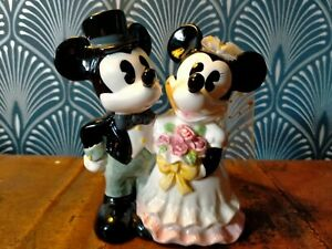 Disney Mickey And Minnie Mouse Wedding Ornament