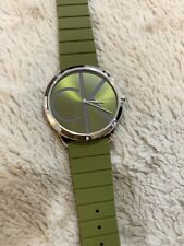 Minimal Green Dial Men's Watch CK