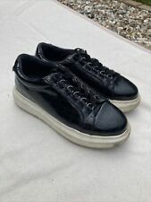 Women's Next Leather Sneakers UK4