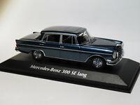 Mercedes Benz 300 SE Lang de 1963  au 1/43 de Minichamps / Maxichamps 940035200