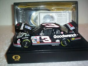 1991 DALE EARNHARDT #3 GOODWRENCH CHAMPIONSHIP YEAR LUMINA 1/24 ELITE VERY RARE