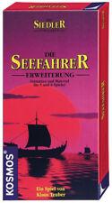 Die Siedler von Catan - Erweiterung Seefahrer für 5+6 Spieler - Holz