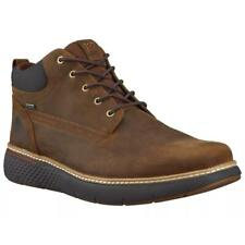 Timberland Cross Mark Chukka GTX Gore-Tex Herren Leder Schuhe Sneaker Stiefel