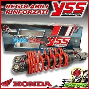 Par Amortiguador Trasero Gas YSS Honda Sh 125I 125 2009 2010 2011 2012