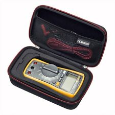 Rlsoco Carrying case for Fluke 117/115/116/113 Digital Multimeter and Fluke 87,