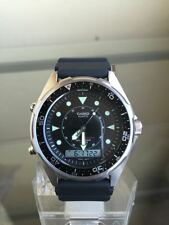 wannawatch: NEW with DEFECT CASIO AMW320R-1EV Analog/Digital Men's Sports Watch