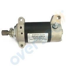 Brand New Boat Part 6AH-81800-00 STARTING MOTOR ASSY fit Yamaha Outboard Engine