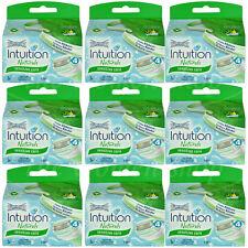 27 Wilkinson Intuition Sensitive Care Naturals Rasierklingen Klingen Aloe Vera