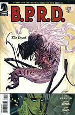 B.P.R.D. The Dead #5 Signed By Artist Mike Mignola