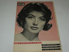 Film 17/1964 polish magazine Anouk Aimee Robert Enrico Sophia Loren Carrol Baker