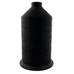 Fil-Tec™ Black Bonded Nylon Thread BNT 69, T70, 16 Oz Spool, 6000 Yards