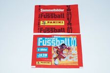 Panini 92 Fussball Bundesliga 1992 1 OVP Tüte *TOP/RARE*